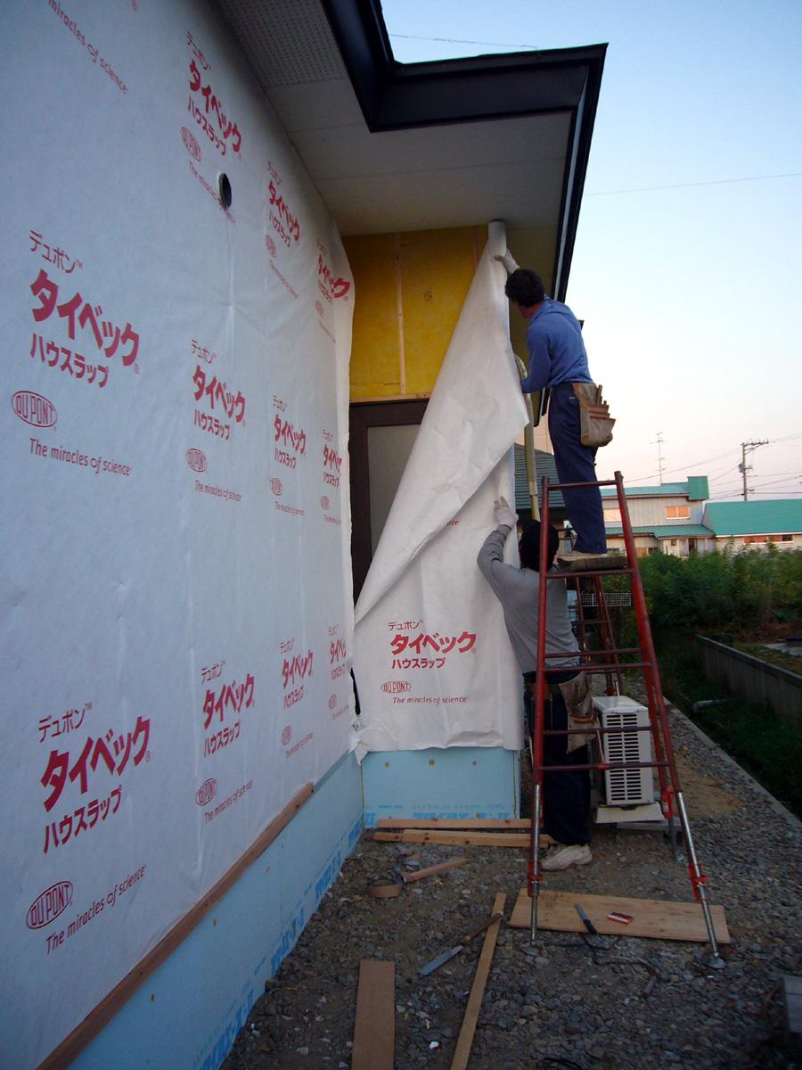 断熱改修後の「新山前の家」_f0150893_19562333.jpg