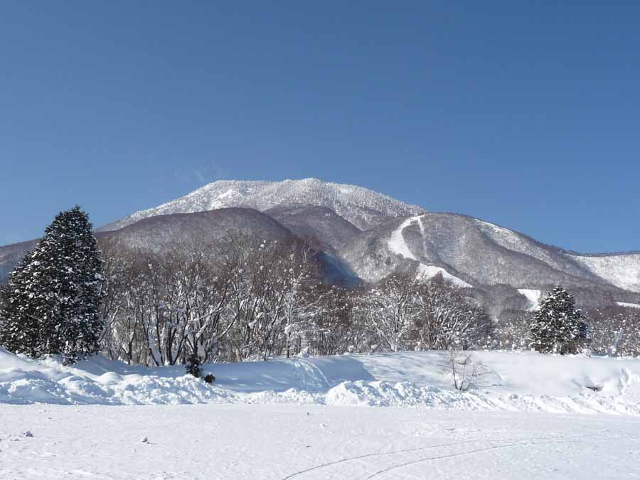 快晴マイナス10℃のスキー場_c0223095_1526514.jpg