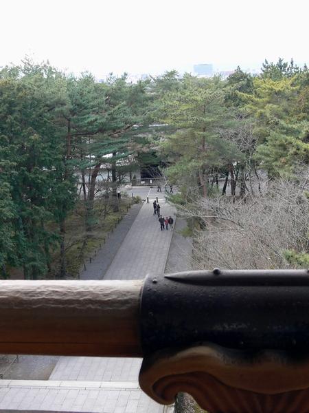 「京都・冬の旅・南禅寺三門」_d0133024_102163.jpg