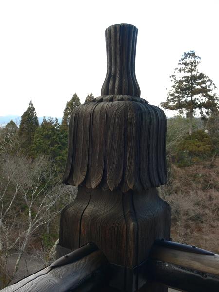 「京都・冬の旅・南禅寺三門」_d0133024_1023521.jpg