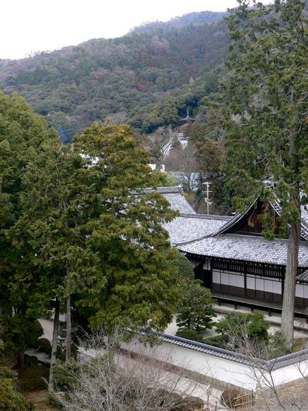 「京都・冬の旅・南禅寺三門」_d0133024_1024779.jpg