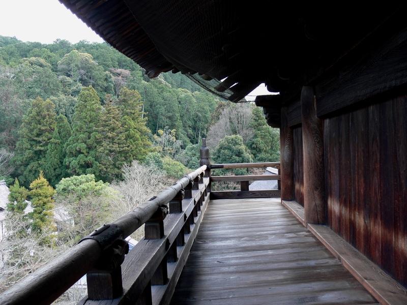 「京都・冬の旅・南禅寺三門」_d0133024_103183.jpg