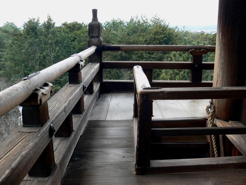 「京都・冬の旅・南禅寺三門」_d0133024_1032795.jpg