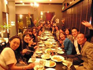 新年会パーティー2連夜終了^。^_c0187025_053373.jpg