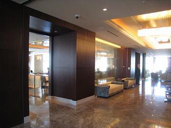 シャングリラホテル東京 ホテル内、ちょこっと徘徊_a0055835_133325.jpg