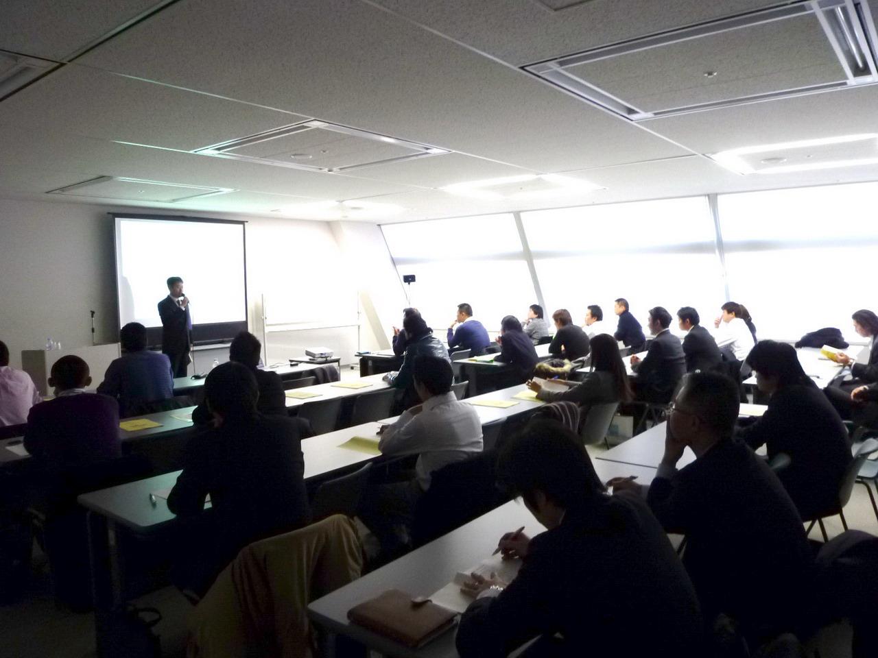 歯科開業セミナー in東京_c0071847_12581971.jpg