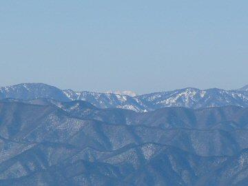 白山見えました_f0019247_1923067.jpg