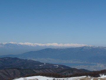 白山見えました_f0019247_22125673.jpg