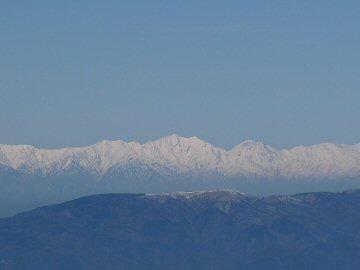 白山見えました_f0019247_22131637.jpg