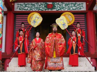 琉球王朝の新年の儀式 : Kyoko-H...
