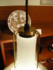 Pendant light (DENMARK) & お知らせ_c0139773_18432456.jpg