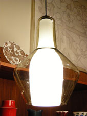 Pendant light (DENMARK) & お知らせ_c0139773_1843336.jpg