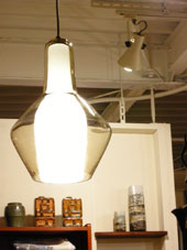 Pendant light (DENMARK) & お知らせ_c0139773_197226.jpg