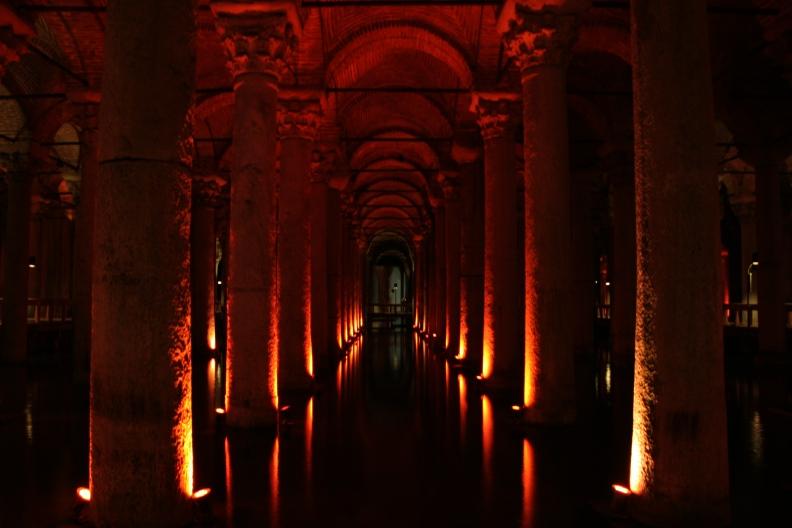 Turkey2 Basilica Cistern,Yerebatan Sarayı_d0133581_20425548.jpg