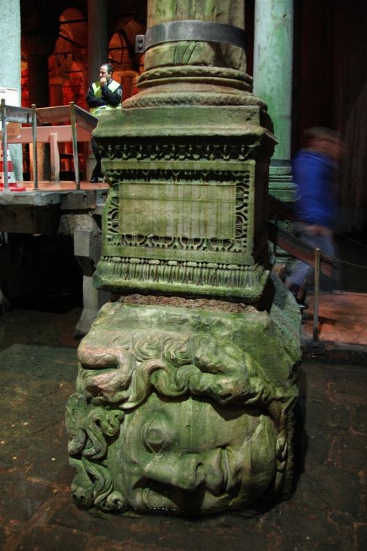 Turkey2 Basilica Cistern,Yerebatan Sarayı_d0133581_20435846.jpg