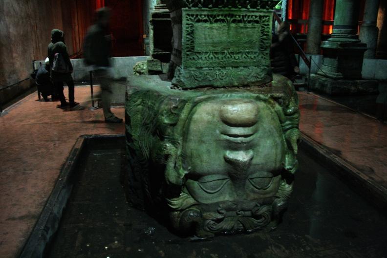 Turkey2 Basilica Cistern,Yerebatan Sarayı_d0133581_20442951.jpg