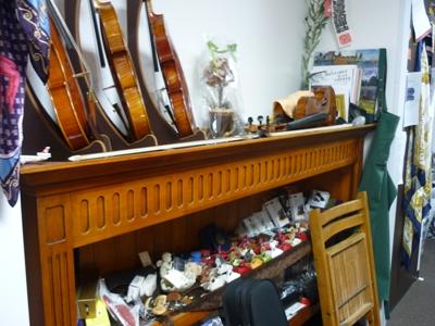 バイオリンのピックアップ出力・・・接続部の問題点。_e0188087_235435.jpg