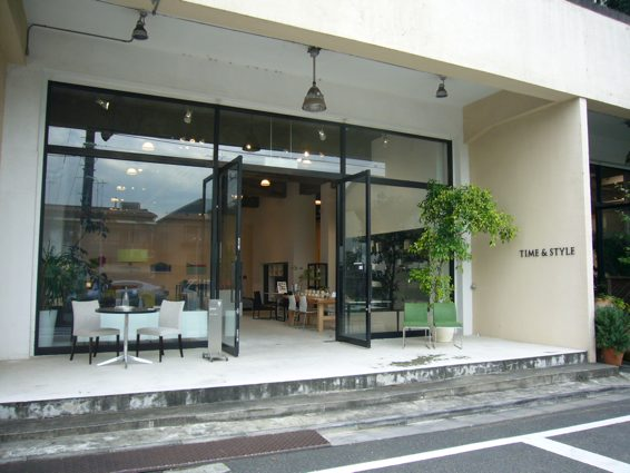 TIME&STYLE 自由が丘店で閉店セール_a0116902_9273990.jpg