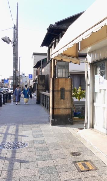 「京都・冬の旅・三条通り白川辺りの風景」_d0133024_1063973.jpg