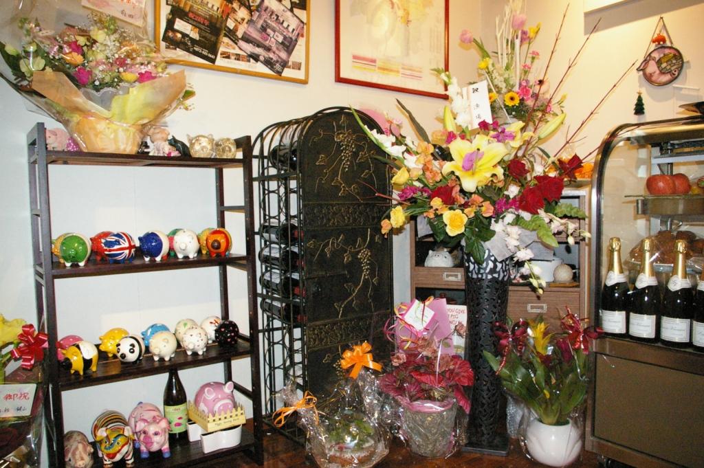 ボンヴィラージュ20周年&ボンヴィラージュオゼ5周年記念パーティ♪_b0077531_0192545.jpg