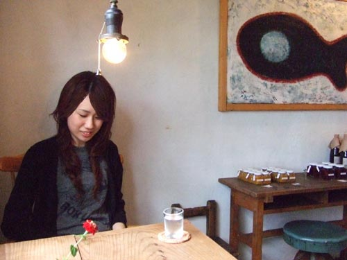 乙女の福島3 cafe in CAVE (カフェインケイブ)_e0125732_053445.jpg