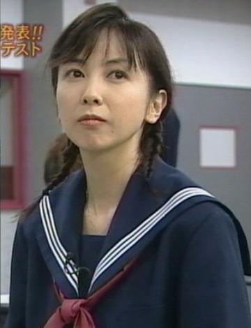 めちゃイケの麻木久仁子
