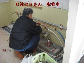 システムキッチンの設置_f0031037_20391647.jpg