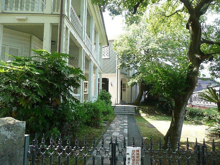 活水女子大学12番校舎(旧宣教師館)_c0112559_1134913.jpg