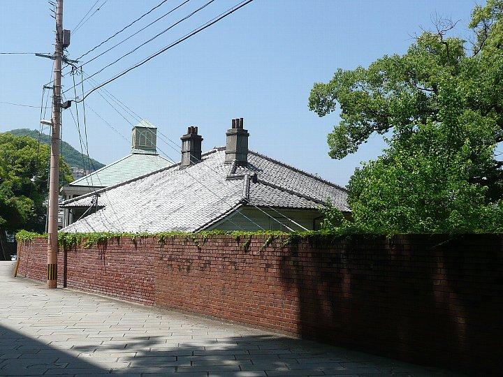 活水女子大学12番校舎(旧宣教師館)_c0112559_1174031.jpg