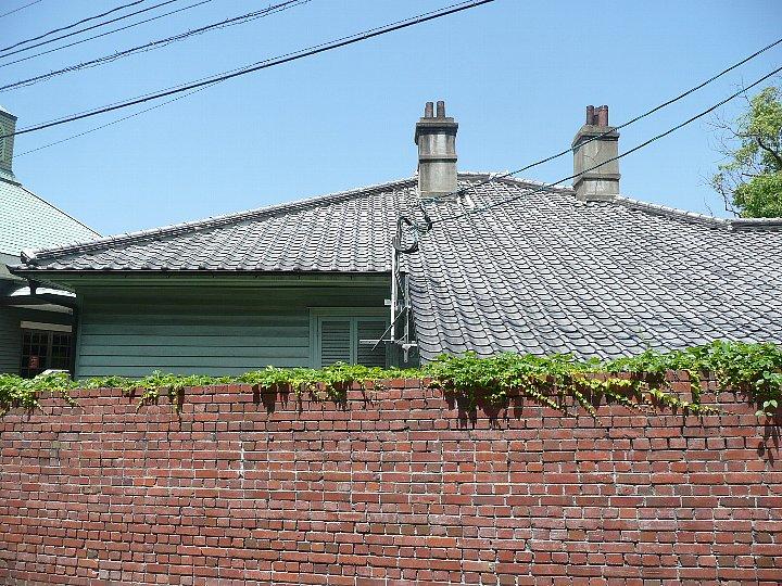 活水女子大学12番校舎(旧宣教師館)_c0112559_118857.jpg