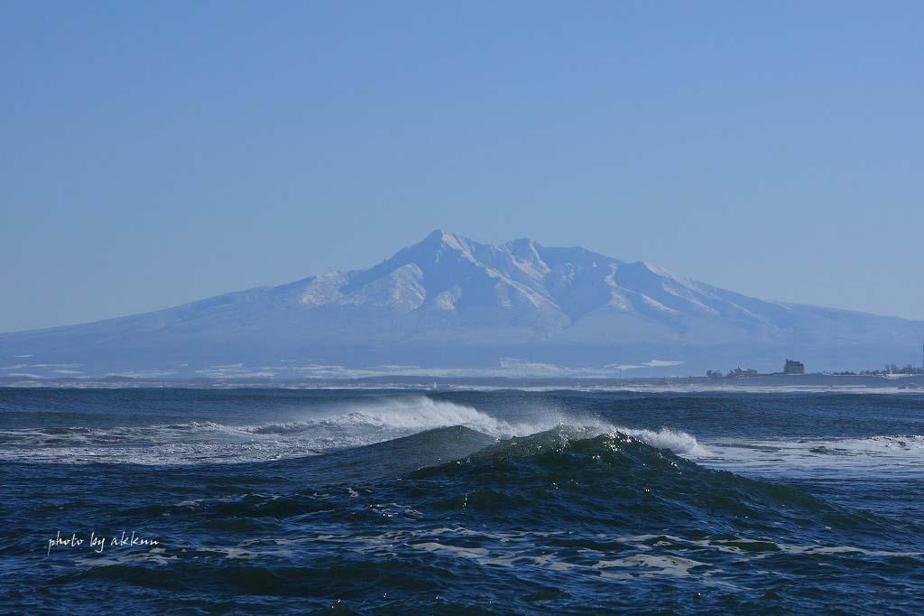 斜里だけあんどオホーツク海より~_a0039860_18535922.jpg
