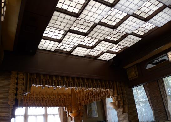 旧甲子園ホテル(武庫川女子大学甲子園会館)見学。_e0051760_14318100.jpg