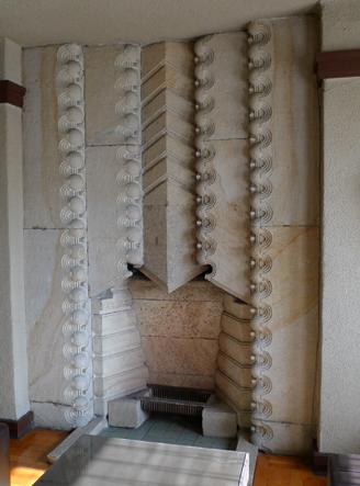 旧甲子園ホテル(武庫川女子大学甲子園会館)見学。_e0051760_1434265.jpg
