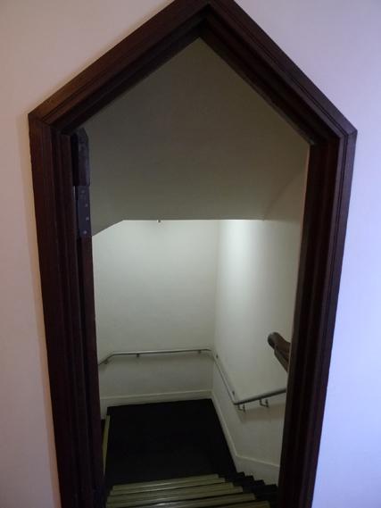 旧甲子園ホテル(武庫川女子大学甲子園会館)見学。_e0051760_1444319.jpg