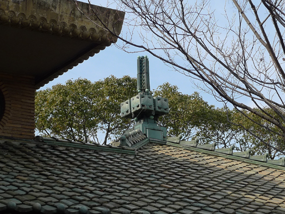 旧甲子園ホテル(武庫川女子大学甲子園会館)見学。_e0051760_144467.jpg
