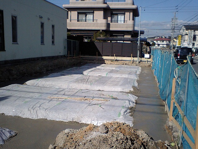~捨てコンクリート_c0108065_2033525.jpg