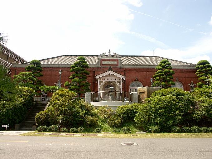 岡山市水道記念館(旧三野浄水場送水ポンプ室)_f0116479_2040815.jpg