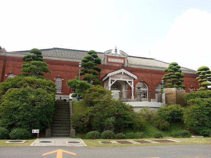 岡山市水道記念館(旧三野浄水場送水ポンプ室)_f0116479_20421174.jpg