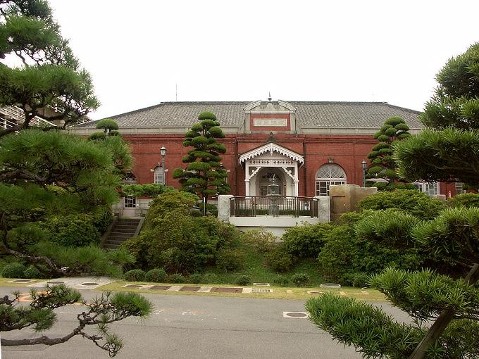 岡山市水道記念館(旧三野浄水場送水ポンプ室)_f0116479_20443477.jpg
