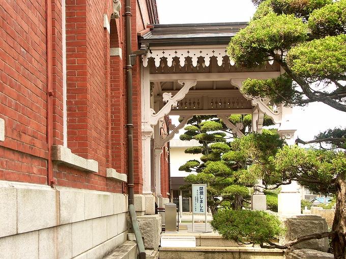 岡山市水道記念館(旧三野浄水場送水ポンプ室)_f0116479_20481086.jpg