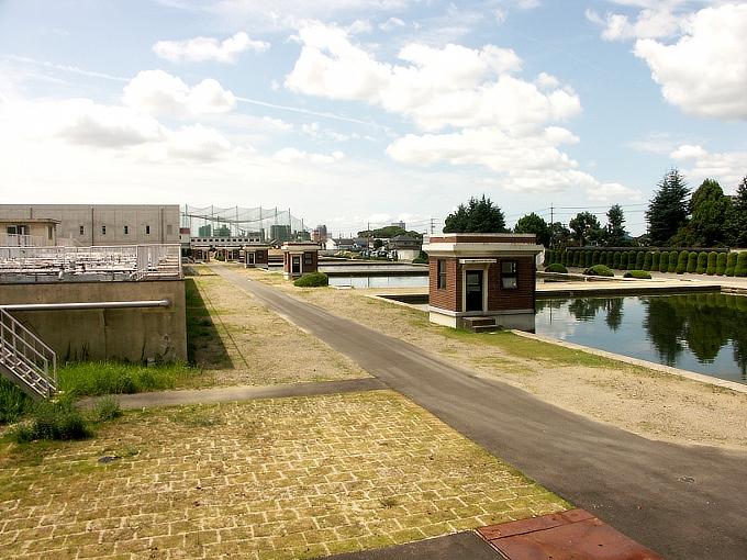 岡山市水道記念館(旧三野浄水場送水ポンプ室)_f0116479_2114621.jpg