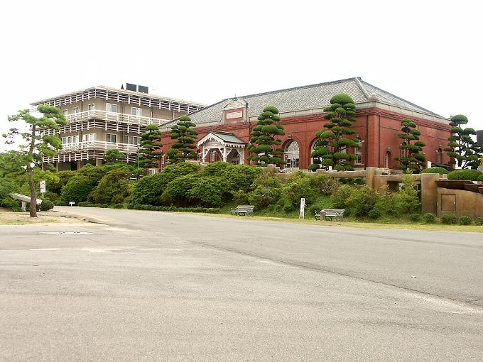 岡山市水道記念館(旧三野浄水場送水ポンプ室)_f0116479_21175311.jpg