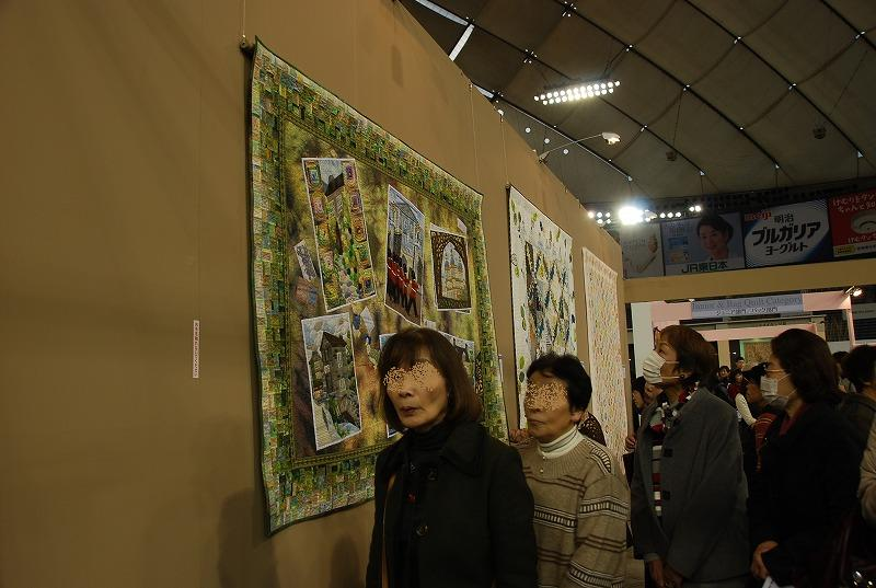 東京国際キルトフェスティバル_c0187781_1754056.jpg
