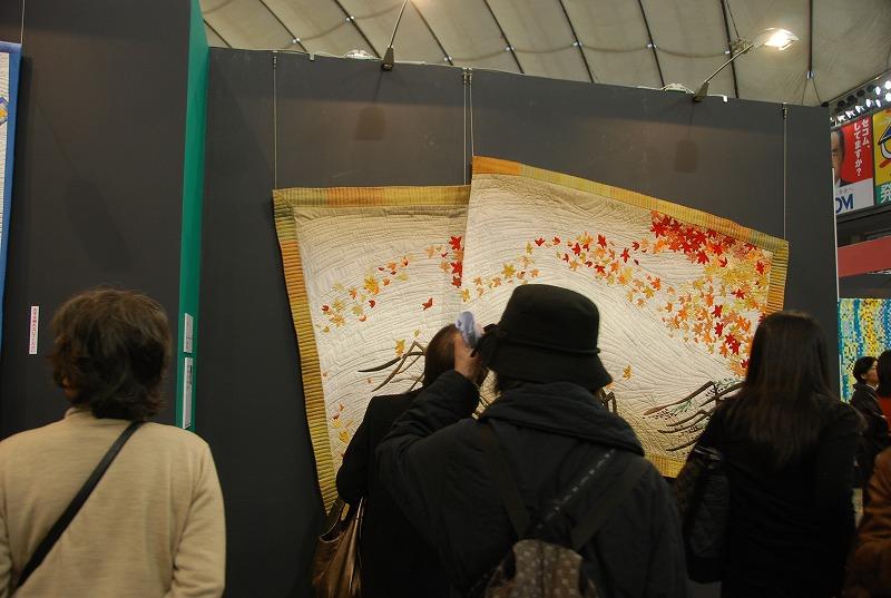 東京国際キルトフェスティバル_c0187781_17551013.jpg