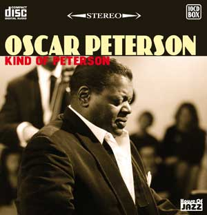 Kind Of Peterson / Oscar Peterson_d0127503_13363824.jpg