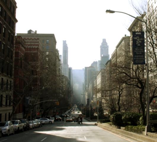 冬のニューヨークの街角風景_b0007805_12133578.jpg