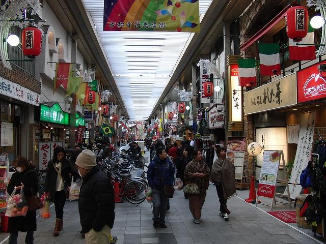 名古屋の下町の繁華街 大須商店街の再開発視察_f0141310_23533066.jpg