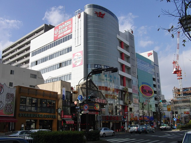 名古屋の下町の繁華街 大須商店街の再開発視察_f0141310_23535082.jpg