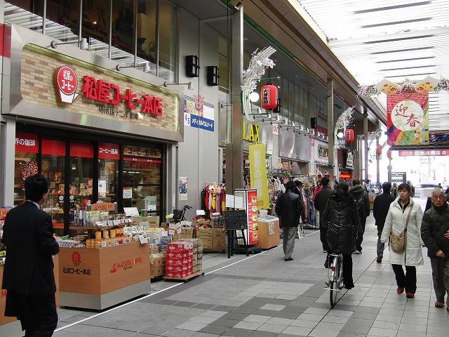 名古屋の下町の繁華街 大須商店街の再開発視察_f0141310_23542178.jpg