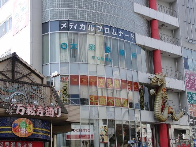 名古屋の下町の繁華街 大須商店街の再開発視察_f0141310_23545137.jpg